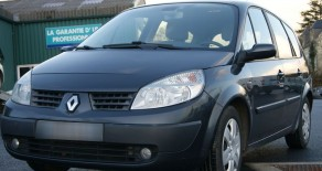 RENAULT SCENIC 1.9DCI 125CV CONFORT EXPRESSION 7 PLACES