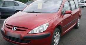 PEUGEOT 307 XR 2.0HDI 90CV BREAK