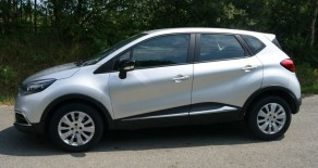RENAULT CAPTUR ENERGY BUSINESS 1.5 DCI 90CV START AND STOP